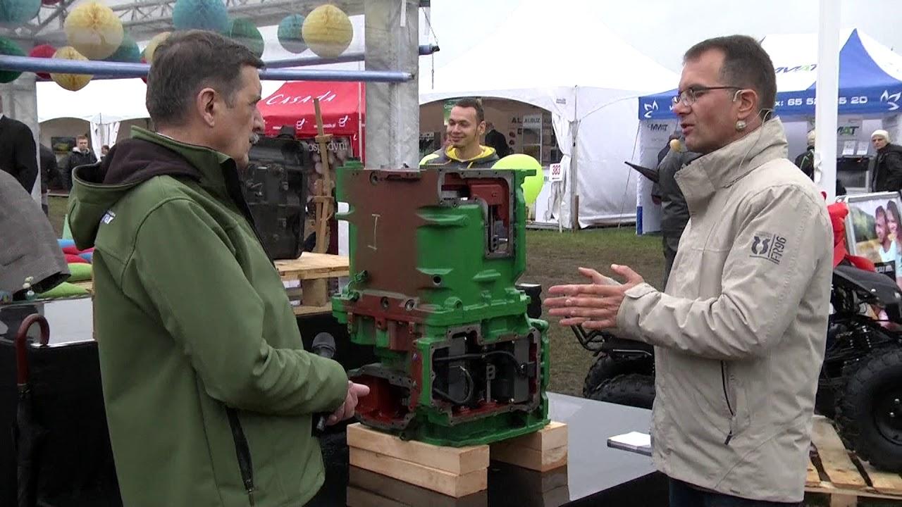 Manualna vs. automatyczna – Agro Show 2017