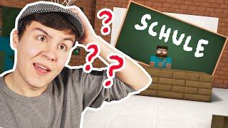 Die komische MINECRAFT SCHULE?! - Roman Reagiert [Deutsch/HD]
