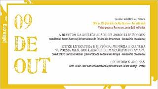 JALLA E 2020 - Sessão Temática 4 - 09.10