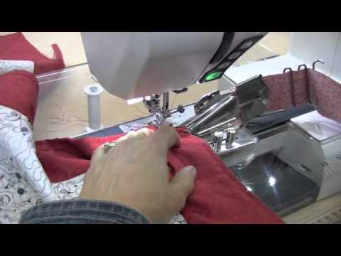Janome Binder Set Quilt From Start To Finishing M4v Youtube