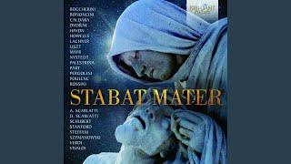 Stabat mater, Op. 154: II. Quis est homo