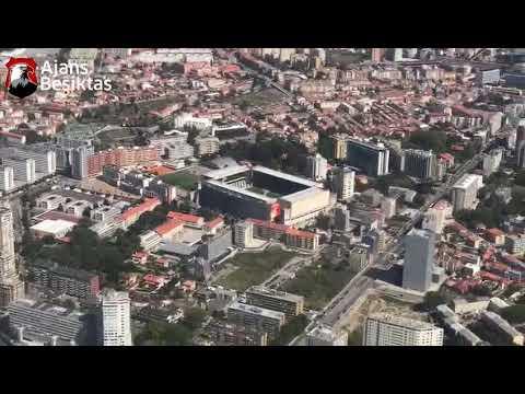 Havadan Porto şehri
