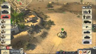 Men of War Online Battle #129: Germany vs United States (Live-Commentary)