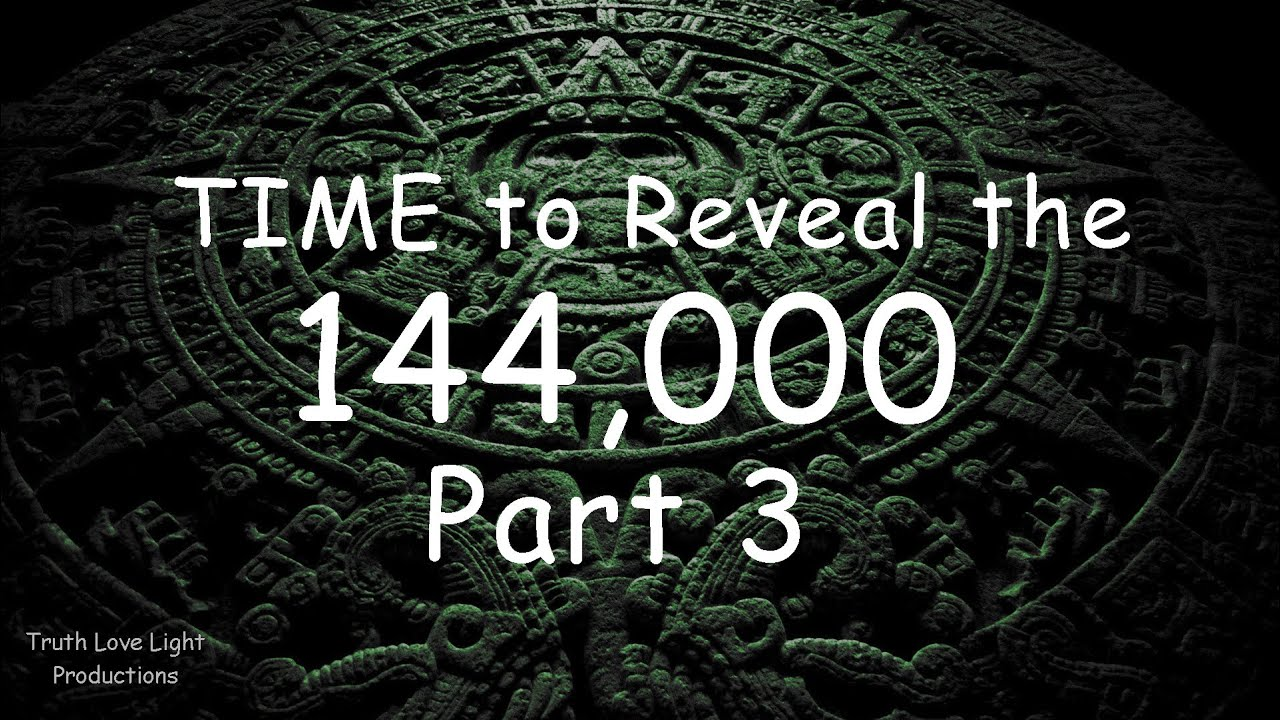 144,000 and Mayan Calendar Timeline, Babylon Mystery and 666 Unveiled. Ep 3 Part 3