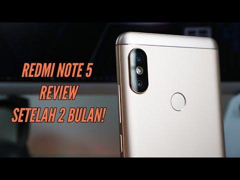 Redmi Note 5 TAM Review Setelah 2 Bulan - Masihkah Layak Beli?!