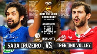 Baixar Sada Cruzeiro vs. Trentino Volley | Highlights | FIVB Club World Championship 2018
