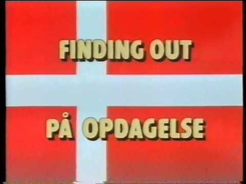 Finding Out titles - Denmark - 1984 - Thames Television
