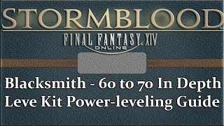 Ffxiv 60 70 Leveling — Available Space Miami