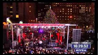 Na Na Na Na Na (Na Na Na Na Na) - My Chemical Romance LIVE FROM TIME SQUARE