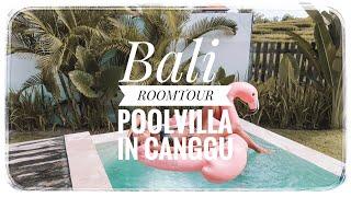 Gambar cover ROOMTOUR - Poolvilla airbnb - Canggu Bali