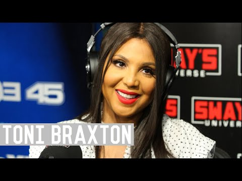 Toni Braxton Talks New Album and New Movie 'Faith Under Fire' + Flashes Huge Engagement Ring?