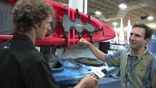Johnson Outdoors: Necky Vector & Old Town Saranac | Rapid Media TV | Rapid Media