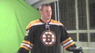 Shawn Thornton: Behind the Scenes