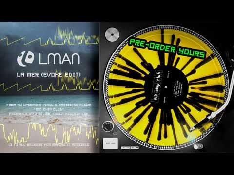 SID Chip Club: Vinyl album - real c64 house & techno by LMan