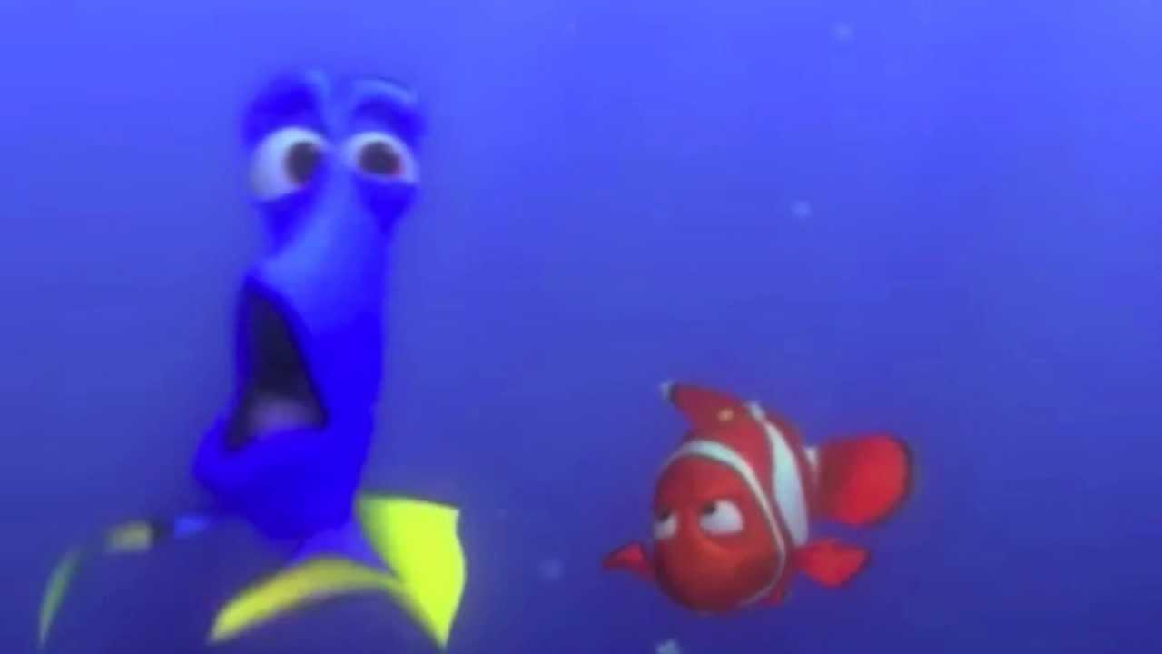 Finding Nemo Marine Biome - YouTube