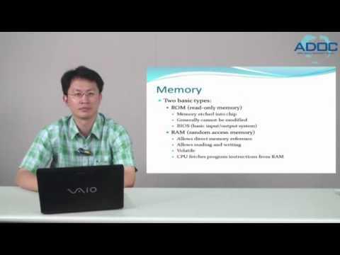 1 Computer architecture ภาษาไทย