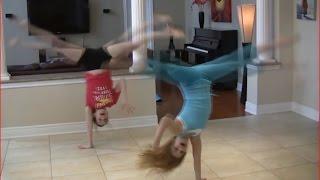 One Handed Cartwheel Tutorial