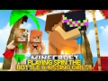 LITTLE DONNY KISSED A BIKINI GIRL ON THE BEACH!! Minecraft Roleplay!!