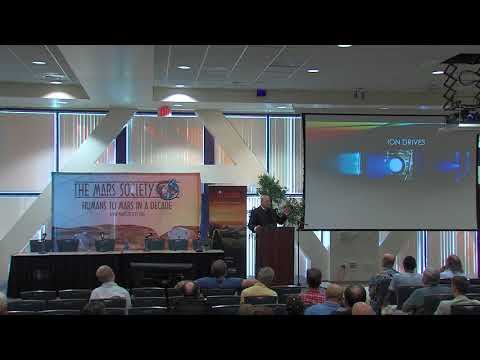Joseph Parker - Advanced Propulsion - 20th Annual International Mars Society Convention