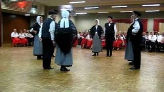 volksdansgroep Rovoda uit Rosmalen