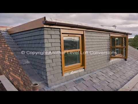Loft Conversion Semi Detached Bungalow