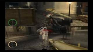Medal of Honour European Assault PS2 Multiplayer Gameplay (1 of 4)