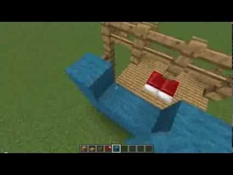 Come Fare Un Letto Su Minecraft : Come costruire un letto più sofisticato su minecraft youtube