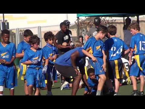 William Flag Football ,Playa Vista CA 10-25-17