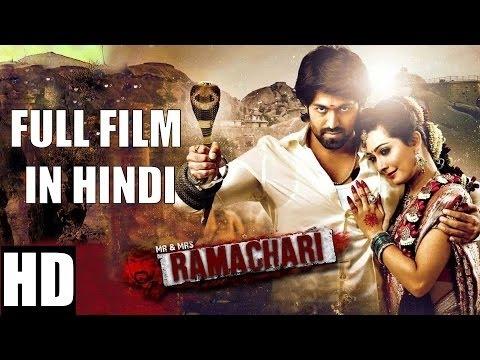 Mr & Mrs Ramachari (2016) New Full Movie In Hindi | Rocking Star Yash & Radhika Pandit | ADMD