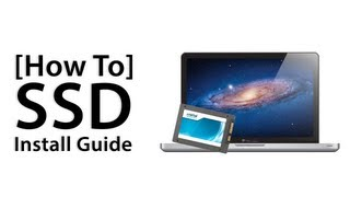 [How To] Install A Solid State Drive (SSD) In A MacBook Pro - Install Guide