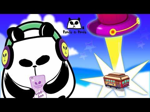 Panda Sightseeing Tour | Videos For Kids | Panda A Panda Episodes | Cartoon Shows