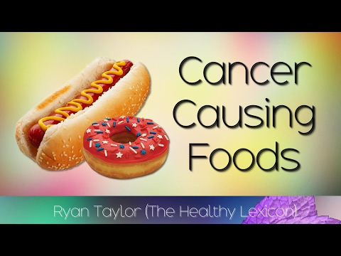 Cancer Causing Foods: to Avoid