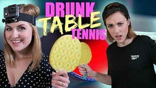 DRUNK TABLE TENNIS