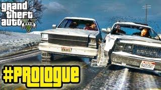 ★ GTA 5 : Prologue [Let
