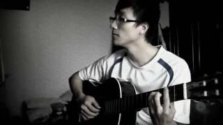 Anh mơ - Anh Khang ( cover by Hòa guitar )