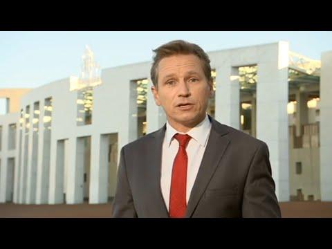 Andrew Probyn calls Tony Abbott 'destructive' in ABC report