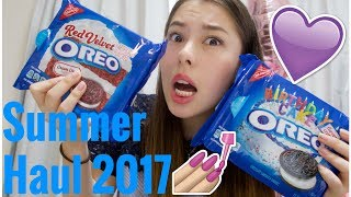 Summer Haul 2017♡vividpinky thumbnail