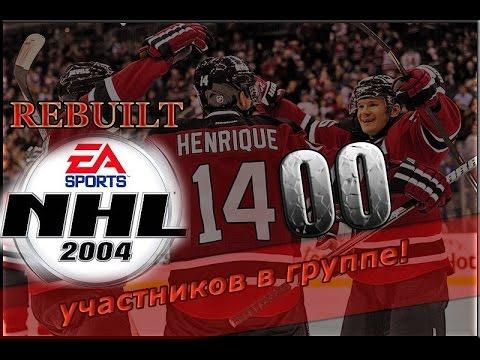 Hockey on PC 2016 - NHL 2004 Rebuilt