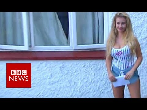 Download Milan kidnap case model returns to UK - BBC News