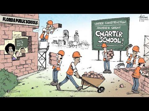 Florida's great charter school heist