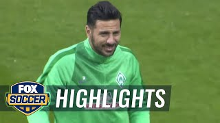 Video Gol Pertandingan Werder Bremen vs Hertha Berlin