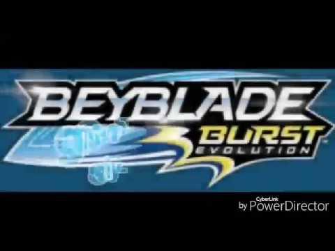 Beyblade Burst Evolution Theme Song Lyric Video