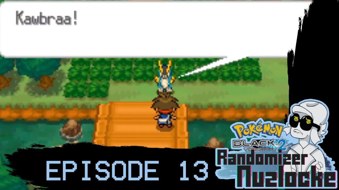 New Stuff   Pokemon Black 2 Randomizer Nuzlocke - Episode 13
