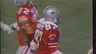 1985 USFL Preseason Baltimore Stars vs. Tampa Bay Bandits