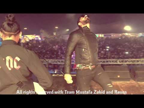 Jo tere Sang - Mustafa Zahid live with his band ROXEN