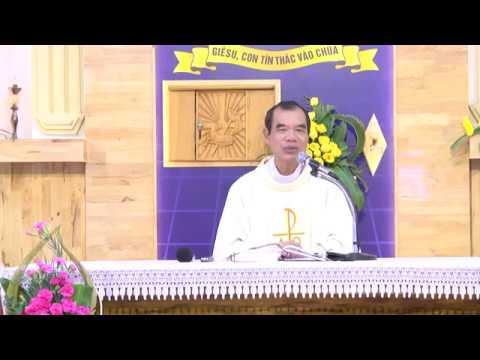 Bài giảng Lòng Thương Xót Chúa ngày 07/1/2016 - Cha Giuse Trần Đình Long
