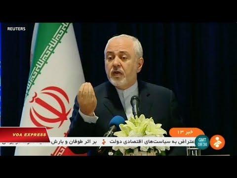 Ngoại trưởng Iran: Vai trò của Mỹ trong chính trị thế giới đã hết (VOA)