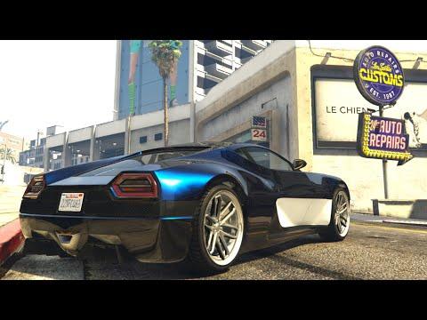 За сколько можно продать машину, которую выиграл в казино Даймонд в ГТА 5 Онлайн? GTA V Online!