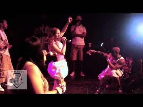 KP & Envyi performing