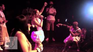 "KP & Envyi performing ""Shawty Swing My Way"" Remix"